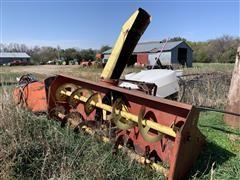 Farm King 8' 3-Pt Snow Blower