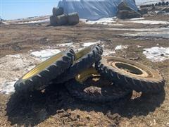 Goodyear 320/90R50 Tires & Rims