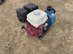 John Blue SP3320BS 814 Transfer Pump