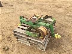 John Deere Wide Front End For Tractor