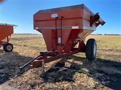 A&L 456 Auger Wagon Grain Cart