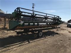 John Deere 925 Flex Head