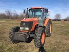 Kubota M125X MFWD Tractor