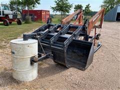 Woods DU-AL 3150 Tractor Front End Loader