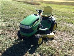 John Deere 155CA Lawn Mower