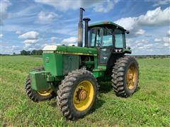 1986 John Deere 4250 MFWD Tractor