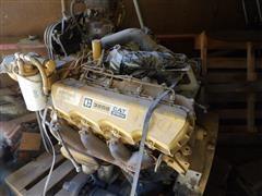 Caterpillar 3208 Truck Engine (INOPERABLE)