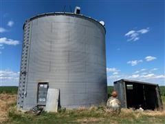 Circle 30' Grain Bin