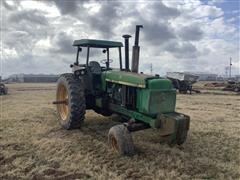 John Deere 4650 2WD Tractor (Inoperable)