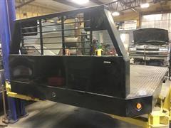 2020 Pickup Flatbed