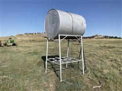 Fuel Storage Tank & Stand
