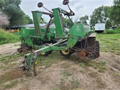 Great Plains Solid Stand 36 Front Fold Grain Drill