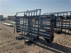 Behlen Corral Panels W/Entry Gate