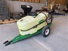 Bomgaars LG-2500-303 Pull-Type Lawn Sprayer