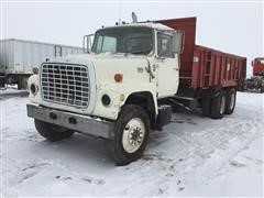 1973 Ford L9000 T/A Manure Spreader Truck