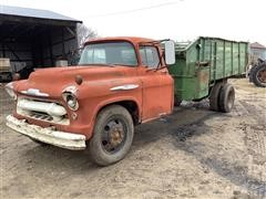 1957 Chevrolet 6400 S/A Feed Truck