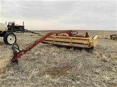 New Holland 116 Pull Type Swather