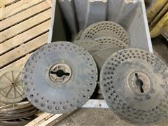John Deere Seed Plates