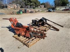 DitchWitch 1330H Walk Behind Trenchers (FOR PARTS ONLY)