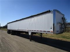 2012 Wilson DWBT-650 T/A Spread Axle Belt Trailer