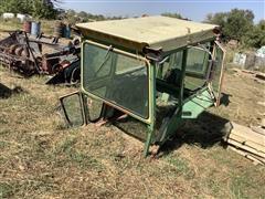Hiniker Tractor Cab