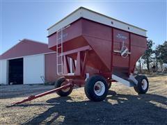 Demco 300 Bushel Grain Gravity Wagon