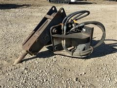 2000 Bobcat MB 2570 Hydraulic Concrete Breaker