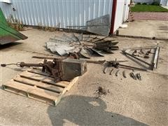 Dempster Vintage Windmill Parts