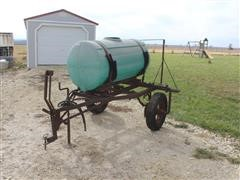 200 Gallon 2 Wheel Pull Type Sprayer Assembly