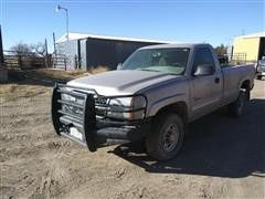 2005 Chevrolet Silverado 2500 HD 4x4 Pickup