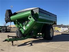 2015 Brent 1196 Grain Cart