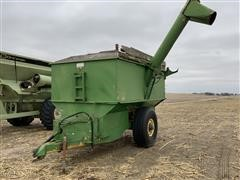Big Farm Machinery 12-K Grain Cart