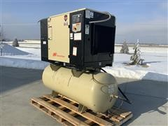 2016 Ingersoll Rand 3-Phase 20 HP Rotary Screw Industrial Air Compressor