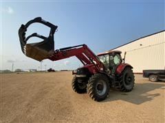 Case IH Puma170 MFWD Tractor W/ L775 Loader