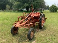 1949 Allis-Chalmers G 2WD Tractor