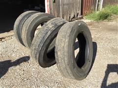 General D660 285/75R24.5 Tires