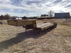1972 Hyster T/A Fixed Neck Lowboy