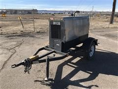 2008 Lincoln Vantage 300 Towable Portable Welder/Generator