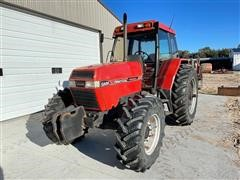 1992 Case IH 5240 MFWD Tractor