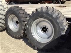 Goodyear 14.9-24 Dyna Torque II Tires And Wheels