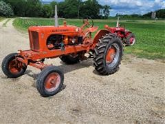 1953 Allis-Chalmers WD-45 2WD Tractor