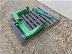 John Deere Quick Hitch W/Top Link