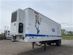 2003 Great Dane S/A Refrigerated Trailer