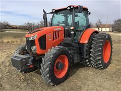 2017 Kubota M7-171 Premium KVT MFWD Tractor