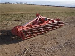 KUHN HR 4504 15' Power Harrow With Rolling Basket