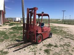 Hyster 60 Forklift