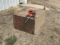 179-Gal Fuel Tank W/Pump