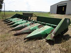 John Deere 8R38 Corn Header