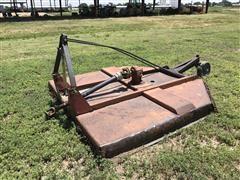 Bush Hog 7' Rotary Mower/Shredder