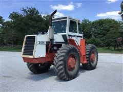 1977 Case 2470 Traction King 4WD Tractor